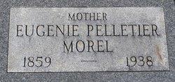 Eugenie <I>Pelletier</I> Morel