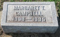 Margaret T <I>Ticknor</I> Campbell