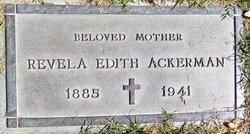 Revela Edith <I>Shattock</I> Ackerman