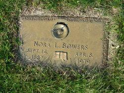 Nora L <I>Helmke</I> Bowers