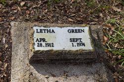 Letha Green