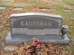 Marvalene <I>Hamilton</I> Kauffman
