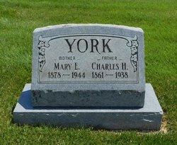 Charles Houston York