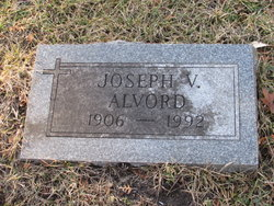 Joseph V Alvord
