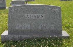 Esther M Adams