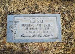Ila Mae <I>Buckingham</I> Smith