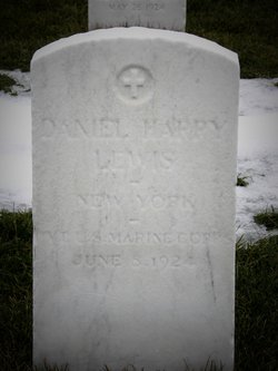 Daniel Harry Lewis