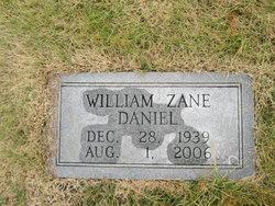 William Zane Daniel