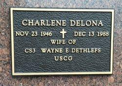 Charlene Delona Dethlefs