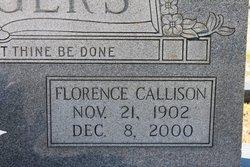 Florence Madge <I>Callison</I> Rodgers