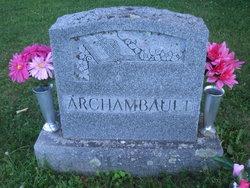 Laurence R Archambault