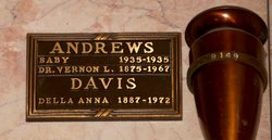 Ruth A <I>Davis</I> Andrews