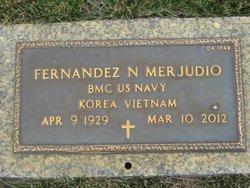 "Fernandez N. ""Fernie"" Merjudio"