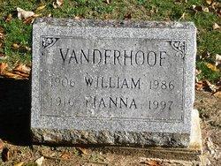 "William H. ""Bill"" Vanderhoof"