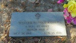 W. Harold Kiser