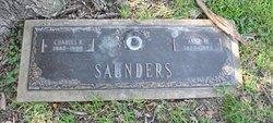 Charles Richard Saunders