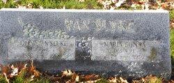 Maria C. <I>Fonda</I> Van Slyke
