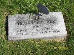 Francis Edd Clark
