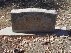 Berta Mary <I>Abernathy</I> Berry
