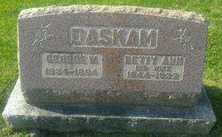 George W. Daskam