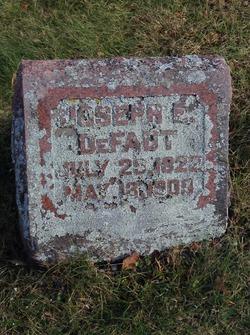 Joseph E Defaut