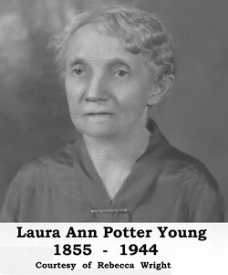 Laura Ann <I>Potter</I> Young