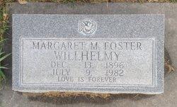 Margaret M. <I>Sharp</I> Willhelmy
