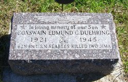 Edmund Charles Duehring