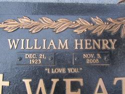 William H. Weatherred
