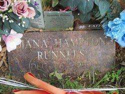 Diana <I>Runnels</I> Hampton