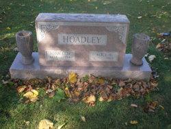 Alice K <I>Schafer</I> Hoadley
