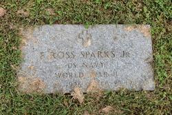 Finley Ross Sparks, Jr