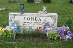 Frederick Fonda
