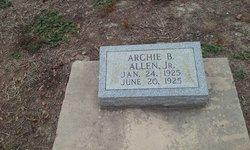 Archie Brantley Allen, Jr