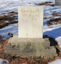Henry Holt Capen