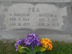 Martha Jane Pea
