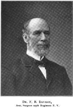 Dr Francis Barker Davison