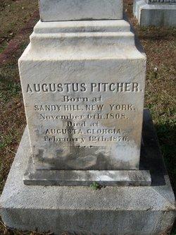 Augustus Pitcher