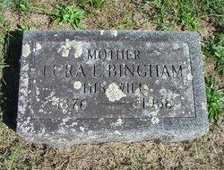 Lura E. <I>Bingham</I> Dewey