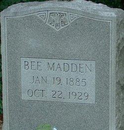 "Solmon B. ""Bee"" Madden"