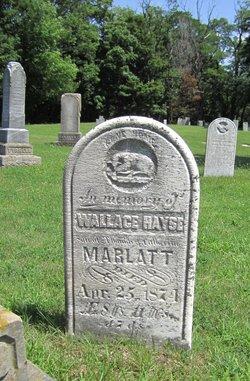 Wallace Hayes Marlatt