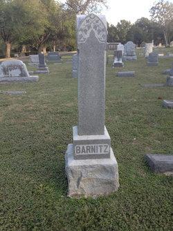 Dr Harry Dangerfield Barnitz