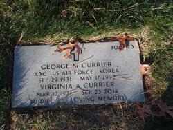 George M Currier