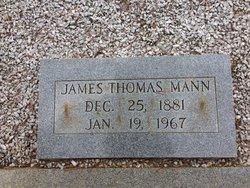 James Thomas Mann