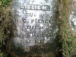 Lizzie M Pierce