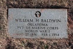 William High Baldwin