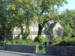Hollinwood St Margaret Churchyard