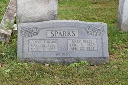 Mary Belle Sparks