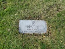 Frank T Hale