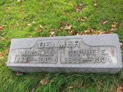 J Marshall Deamer